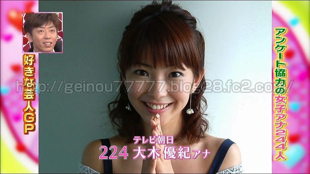 244人の女子アナ可愛いすぎワロタwww 美人女子アナ244人がリアルに選んだ好きな芸人GPロンドンハーツ