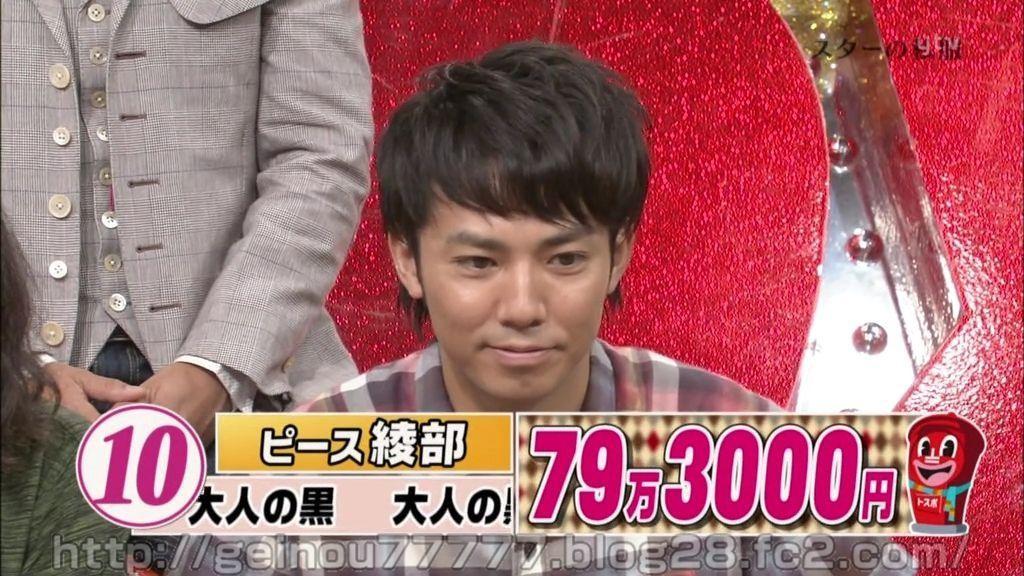 綾部祐二愛用 22万円のハミルトンの腕時計。総額79万3000円。ピース綾部祐二の私服とは