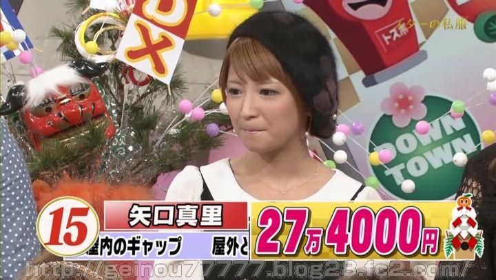 矢口真里愛用 16万円のMIUMIUのバッグ。総額27万4,000円。 矢口真里の私服とは
